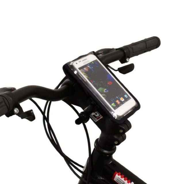 Support guidon vélo pour tablette