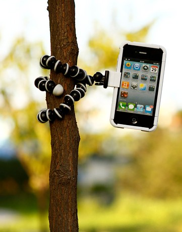 Tripod Flexible iphone