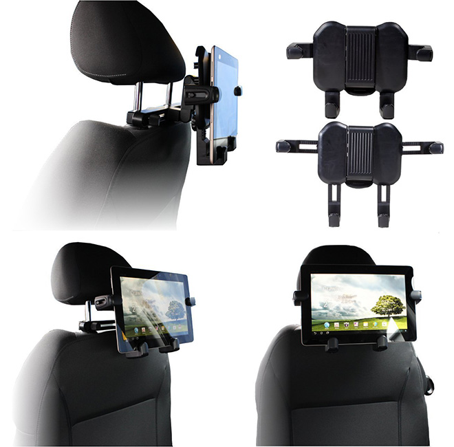 support si ge voiture appui t te pour huawei mediapad t3 8 0. Black Bedroom Furniture Sets. Home Design Ideas